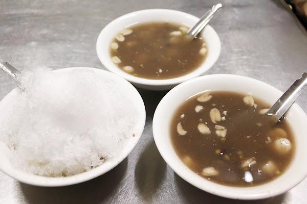 北港美食。北港圓仔湯,好吃脆圓、圓仔湯、剉冰 x 70年老店 – 快樂的過每一天