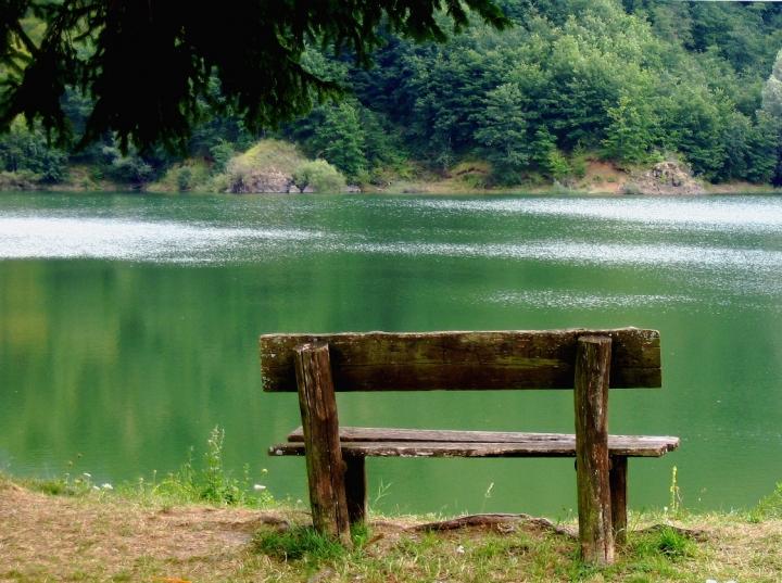 Pace sul lago di Paulette