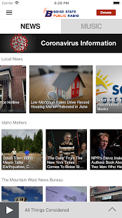 Download Boise State Public Radio For PC Windows and Mac apk screenshot 2