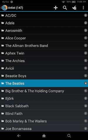 android CLZ Music - Music Database Screenshot 8
