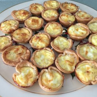 Mini Swiss Quiches