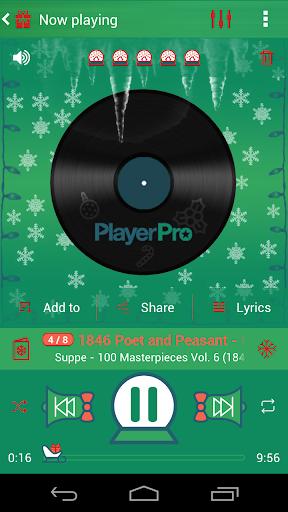 ジョリークリスマスPlayerpro