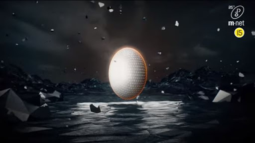 I-Land Project have Main theme of Egg