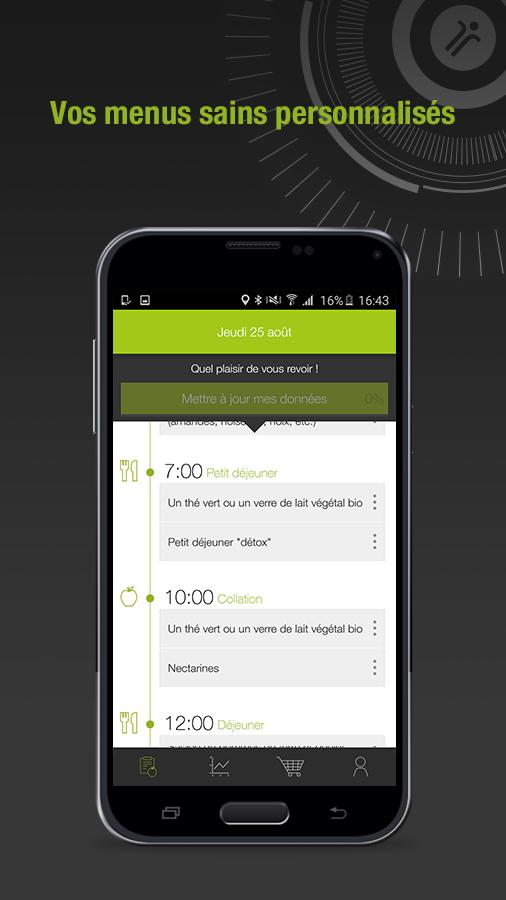 Fitnext.com, coaching minceur- screenshot