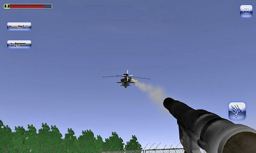 Gunship Counter Shooting War