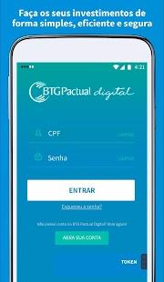 BTG Pactual digital - náhled