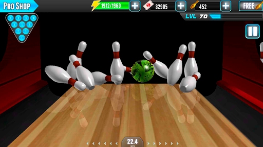 PBA® Bowling Challenge ASO Report and App Store Data | AppTweak