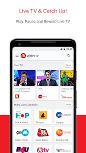 Airtel TV: Live TV, News, Movies & TV Shows 2