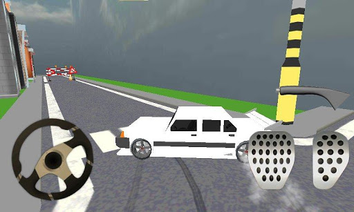 Cube Craft Car Simulation 3D