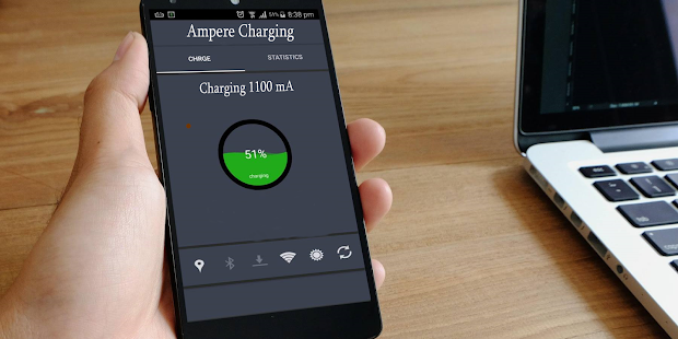 Ampere Charging Current - náhled
