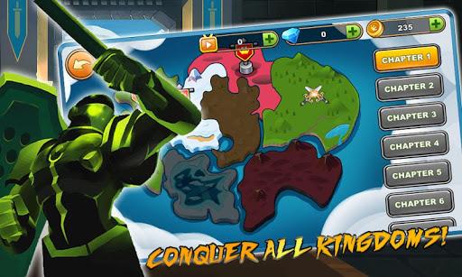 Stickman Legend - Ninja Warriors: Kingdom War 1.0 DreamHackers 5