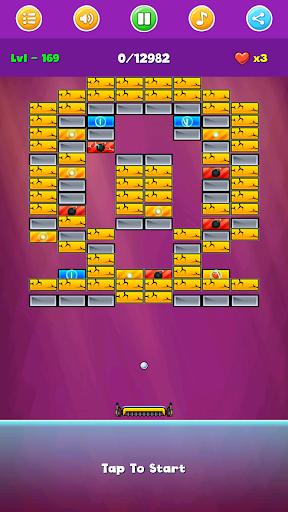 Super Brick Breaker apktram screenshots 1