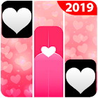 Lovely Heart Piano Tiles icon