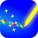 Twinkle Sketch icon