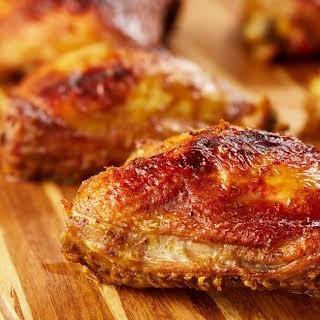 Oh-So-Simple Honey Mustard Chicken.