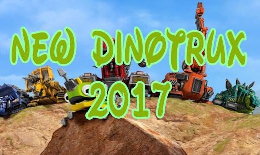 Super dino Jump trux game - náhled