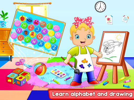 Nursery Baby Care - Taking Care of Baby Game apktram screenshots 1