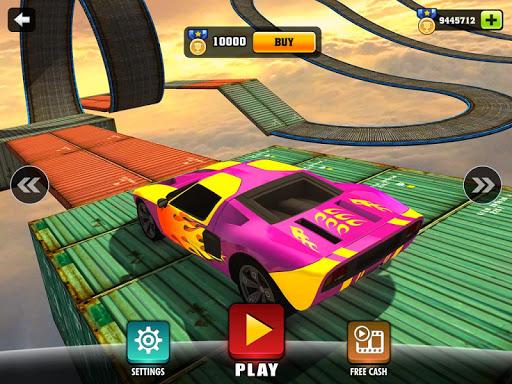 Impossible Stunt Car Tracks 3D 1.3 13