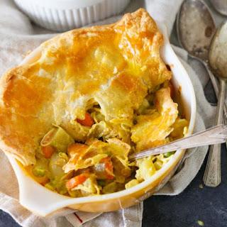 Curry Turkey Pot Pie.