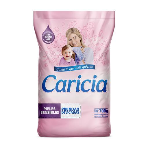 detergente en polvo caricia 700gr