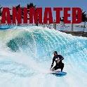 Surf Machine Live Wallpaper icon