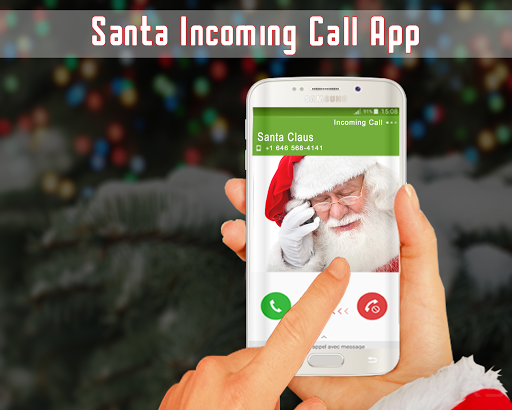 Santa Claus Incoming Call