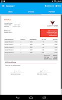 Screenshot of Invoice Maker Pro