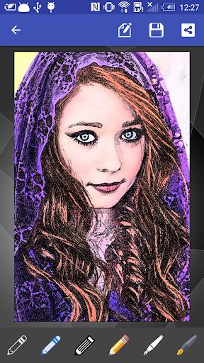 Portrait Sketch screenshot 3