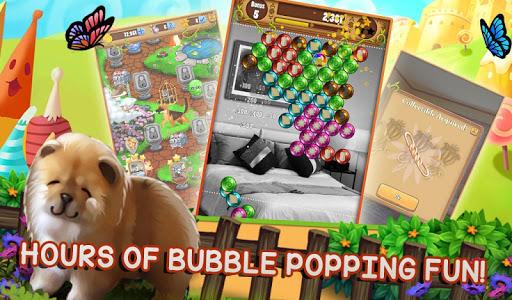 Puppy Dog Pop - Bubble Shoot Mania screenshots 14