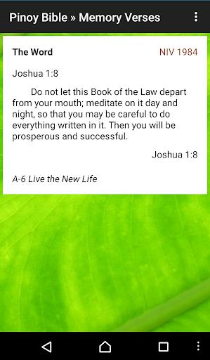Pinoy Tagalog Bible screenshot 6