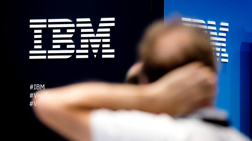 IBM's software sales have slowed down in the past.