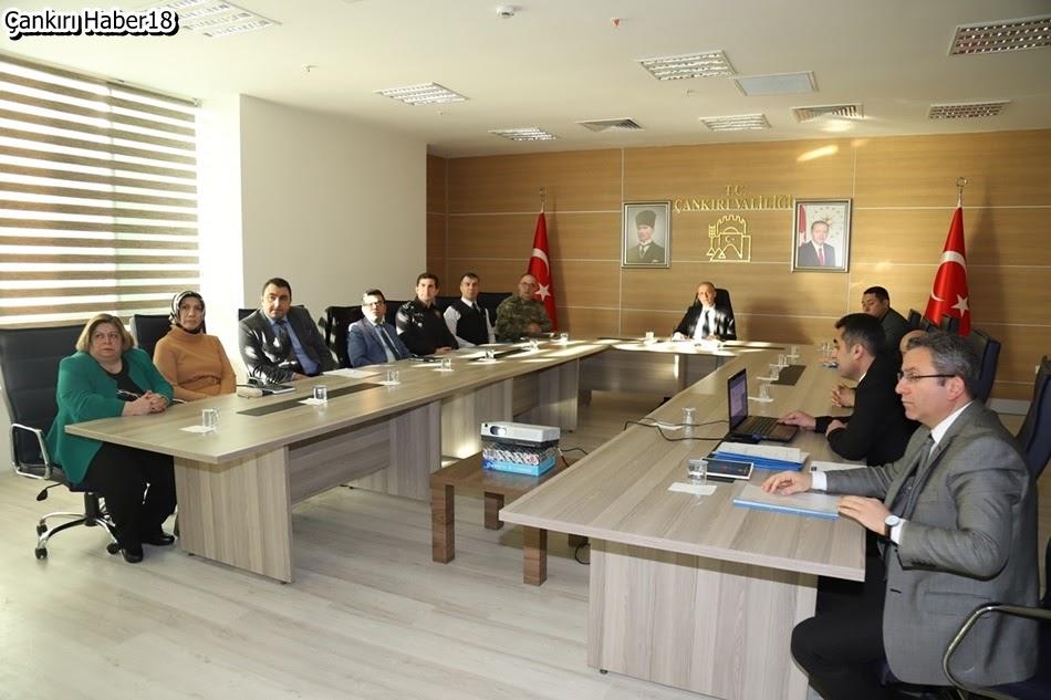 Çankırı Valiliği,Bilgi İşlem Müdürü,Mehmet Toros, Çankırı Başarılı müdür