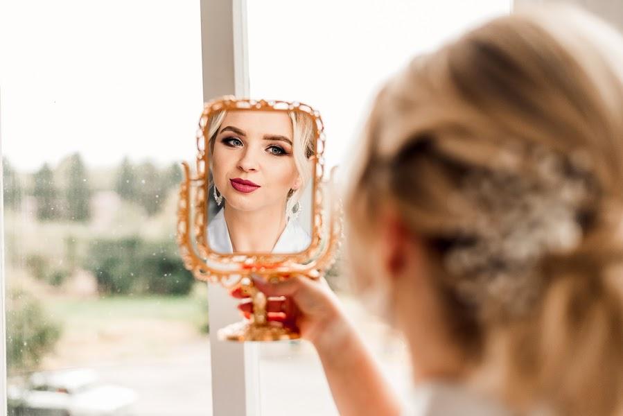 Wedding photographer Kristina Dudaeva (KristinaDx). Photo of 11.04.2019