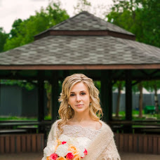 Wedding photographer Darya Kapitanova (kapitanovafoto). Photo of 01.08.2017