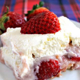Strawberry Ladyfinger Dessert Recipes.