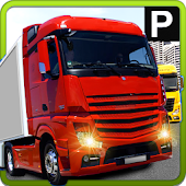 Real Euro Truck Simulator: Semi Trailer Parking 3D