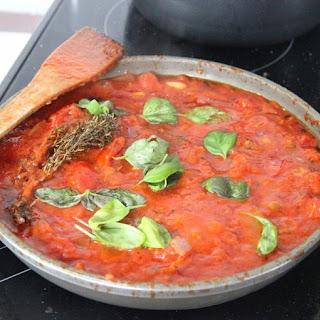 Thyme Tomato Sauce
