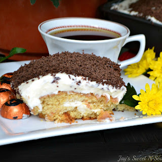 Tiramisu With Cream Cheese Frosting Recipes
