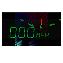 Car Home Speedometer icon