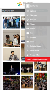 Alumni Rapport - náhled