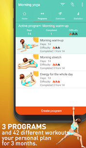 Yoga daily workout for flexibility and stretch v2.4 (SAP) (Premium) 2