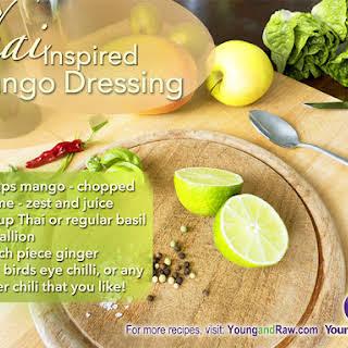 Mango Chili Dressing Recipes.