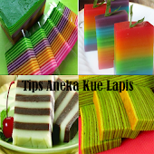 Tips Various Layer Cake