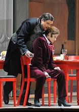 Photo: Wiener Staatsoper: LA CLEMENZA DI TITO - Inszenierung Jürgen Flimm. Premiere 17.5.2012. Michael Schade, Serena Marfi. Foto: Barbara Zeininger