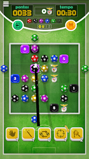 TetraBall Benfica screenshot