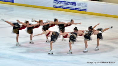 Photo: Team Passion senior HUN
