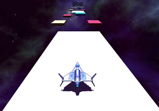 Space Drive 3D - Impossible Sky roads! (Free Game) 2.0 screenshots 5