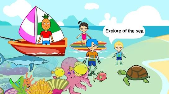 Picabu Vacation : Summer & Beach 6