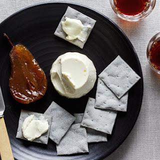Blue Cheese Panna Cotta