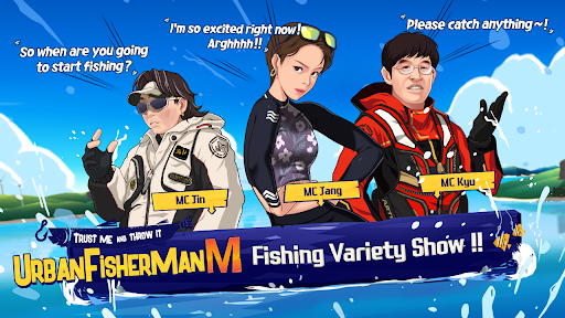 Urban Fisherman M 1.6.1 screenshots 1